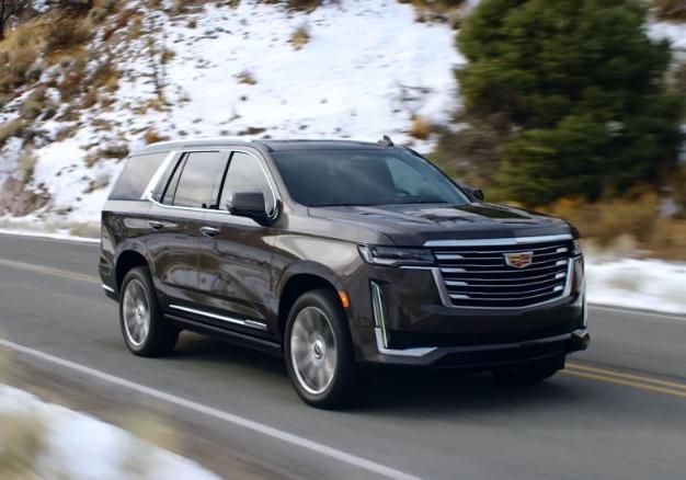 2021 Cadillac Escalade SUV .. The Future Vehicle