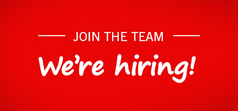 We're hiring: Senior UI/UX and Graphic Designer
