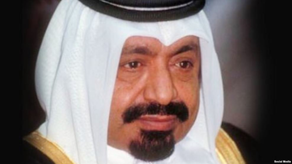 Three days of mourning declared in Qatar after former Emir dies
