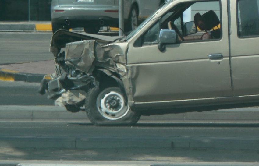 تغريم شاب 8،000 ريال قطري بسبب الهروب من مكان الحادث