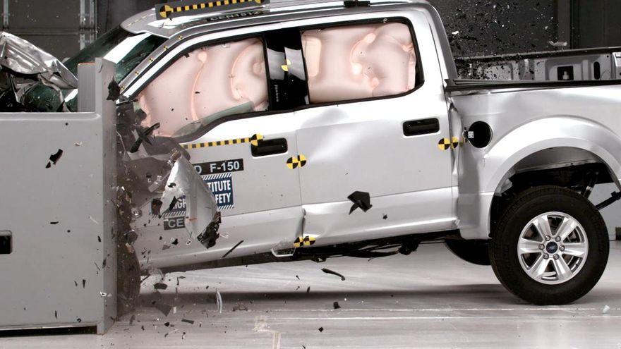 تتفوق على منافساتها في اختبارات السلامة F150