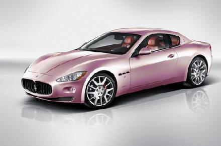 Cars that shouldn't be Pink!!