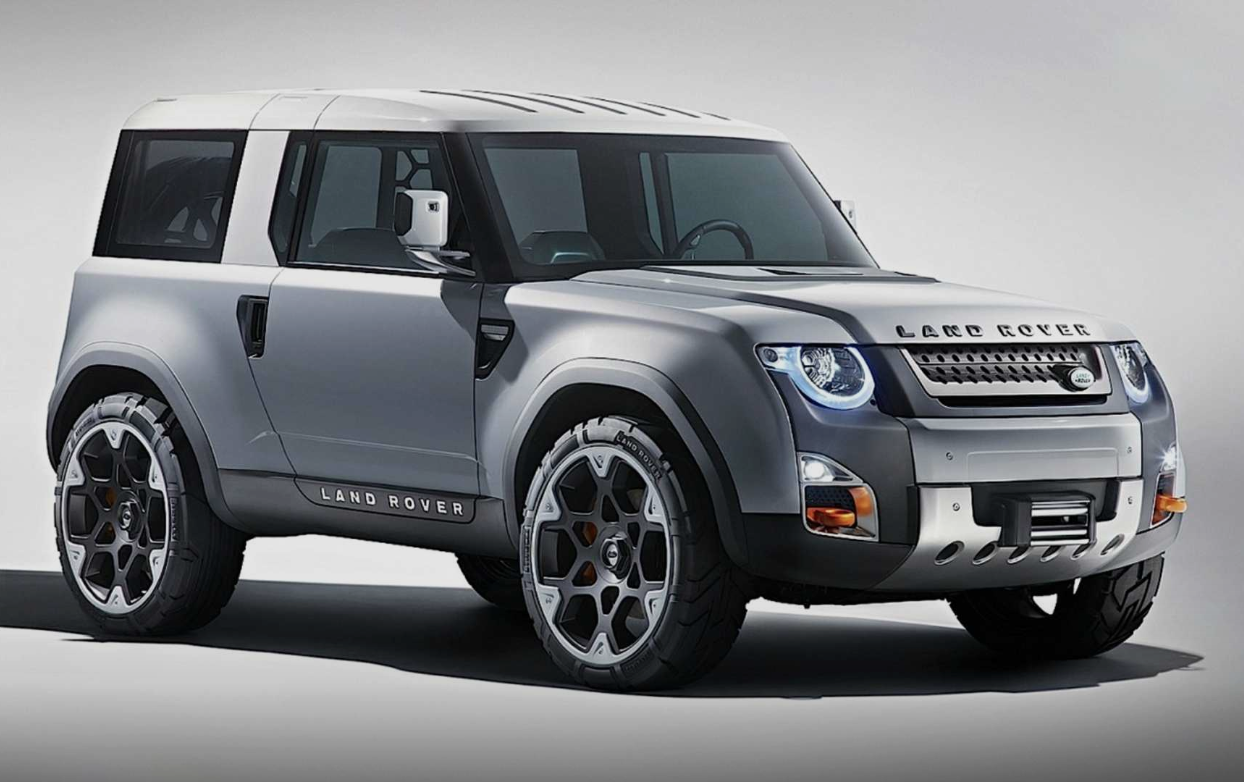 Land Rover Planning a Baby Defender