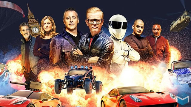 4 days to the all new Top Gear