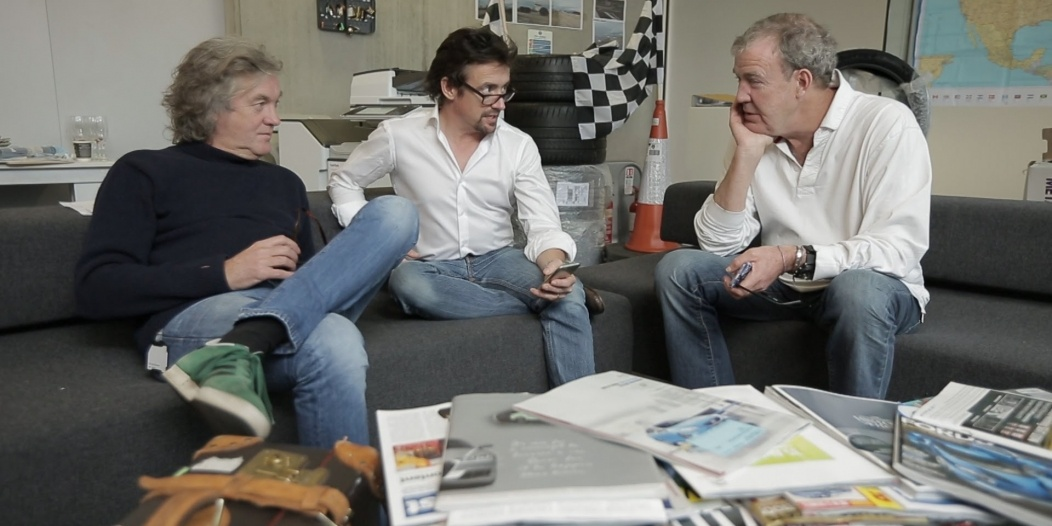 Top Gear Ex-stars confused about the new name for the show