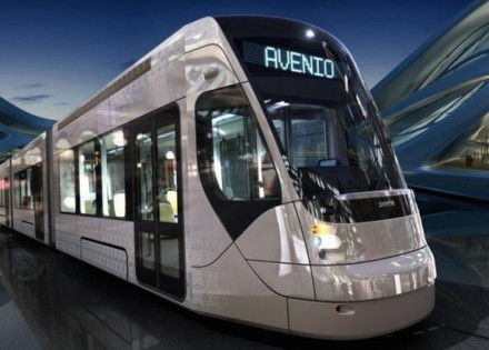 Qatar's First Tram Will Arrive Soon