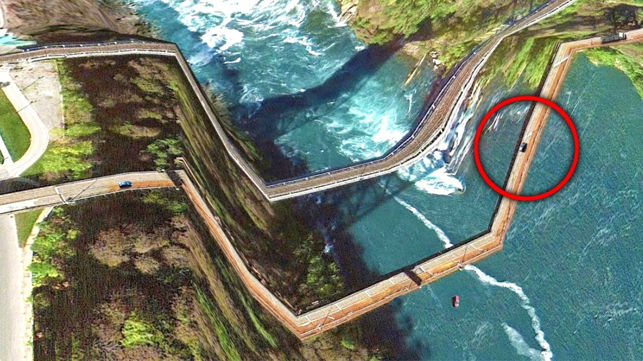 Will you drive on one of the 10 most dangerous roads in the world?
