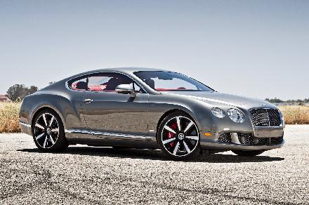 Video.. Bentley Continental Races a train in KSA