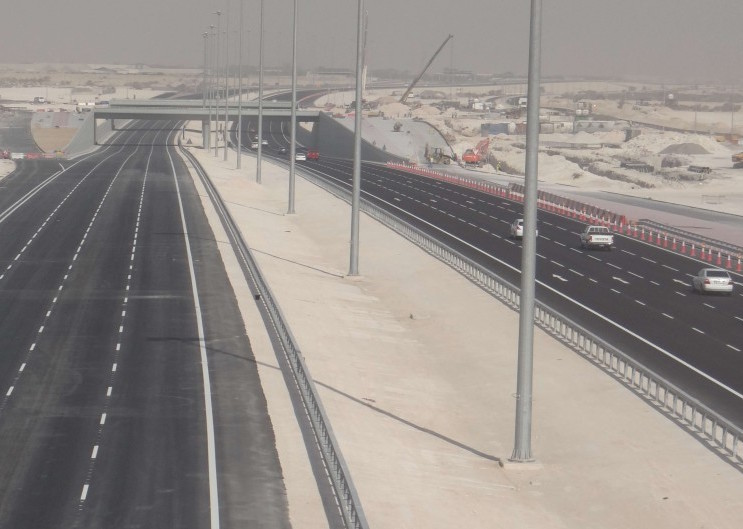 Dokhan Express Way is now open