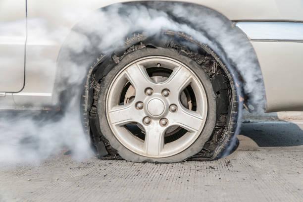 نصائح هامة لتجنب أثر حرارة الصيف على سلامة اطارات سياراتك