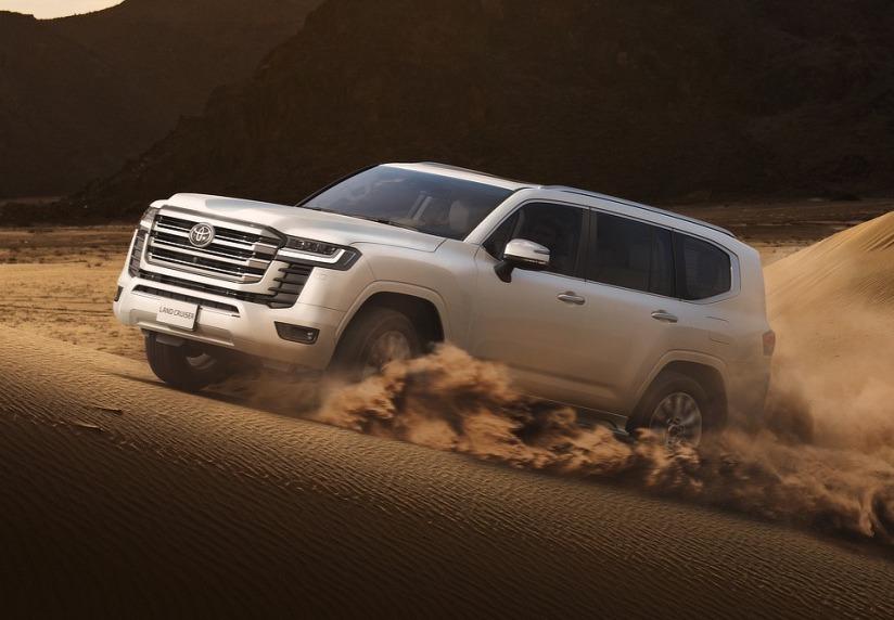 Toyota Land Cruiser 2022 Prices in Qatar