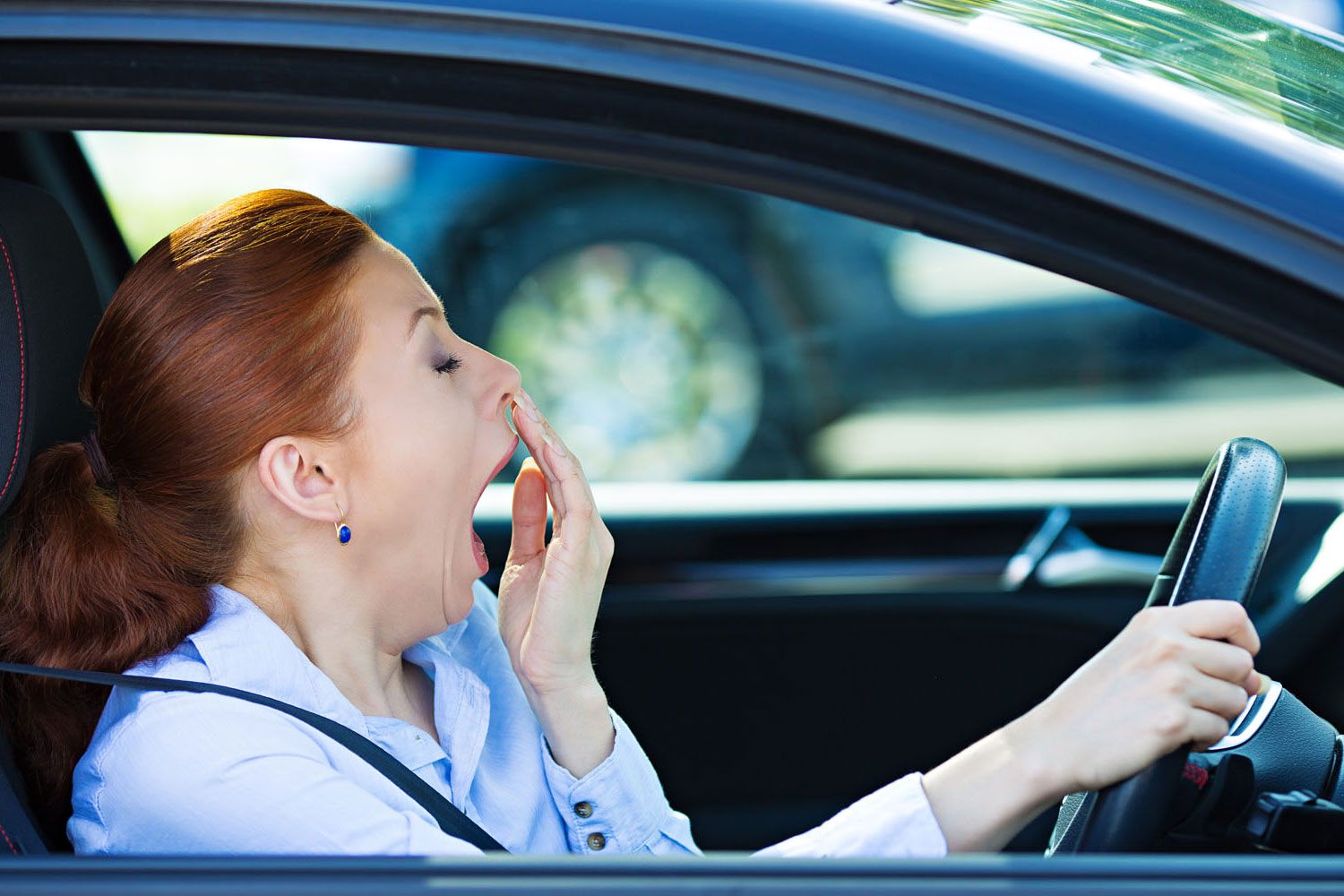 These signs indicate that you are about to get into a car accident