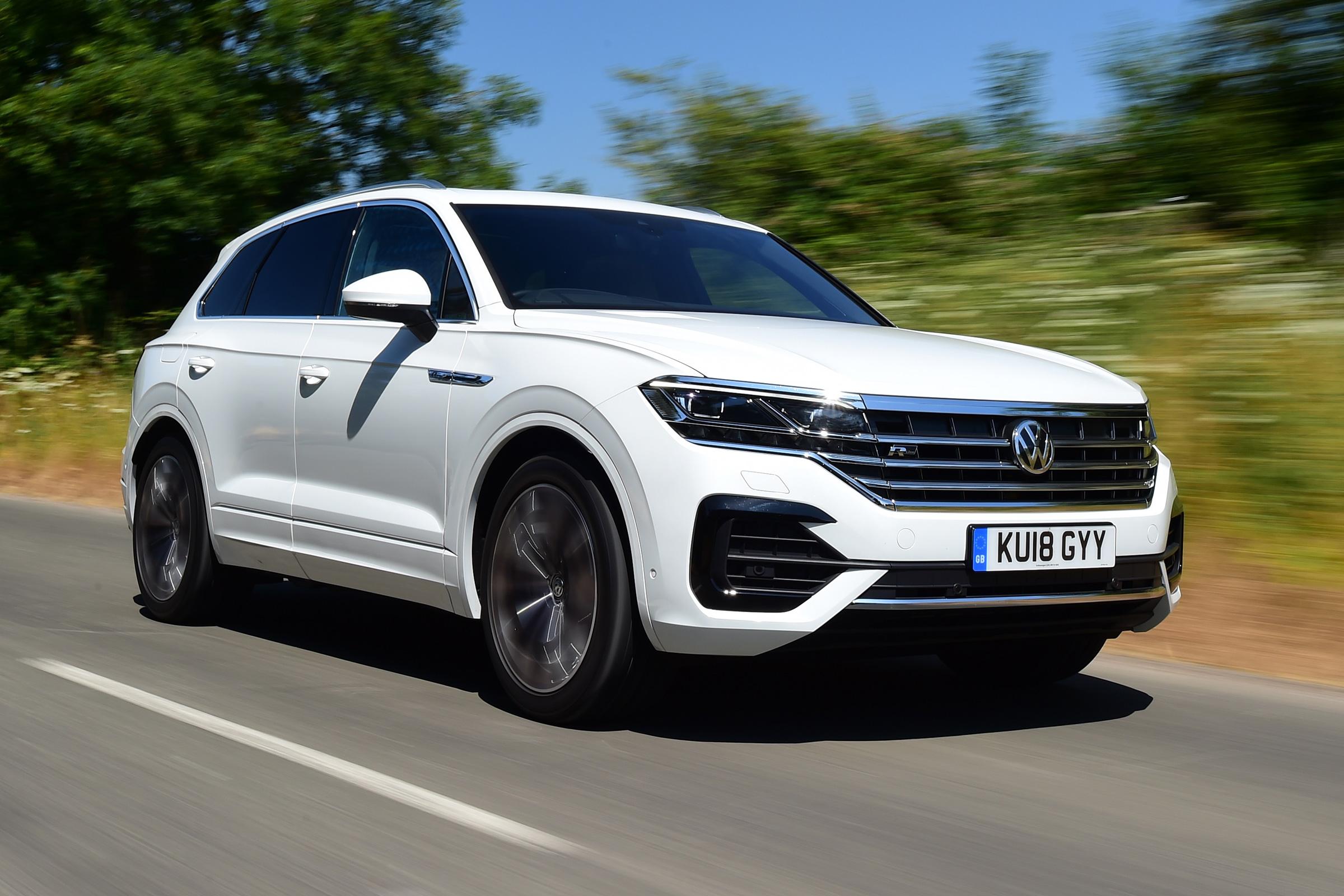 تعرف على سيارة Volkswagen Touareg 2018الجديدة