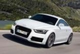 New Audi TT: first pic revealed