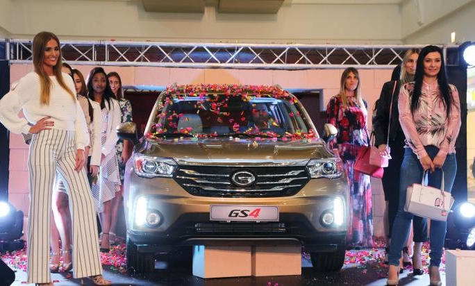 GS4 have raised the bar for the compact SUV segment in Qatar
