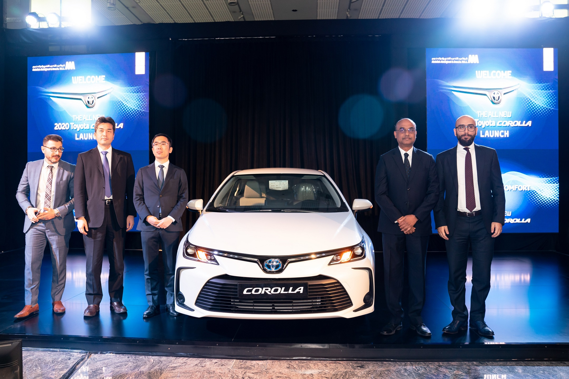 AAB launches all-new Toyota Corolla 2020 in Qatar