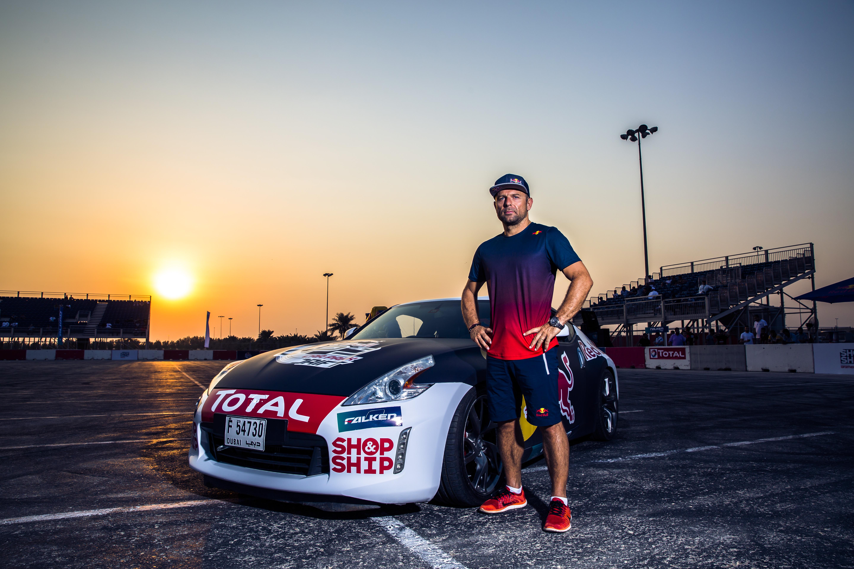 Red Bull Car Park Drift Returns to Qatar