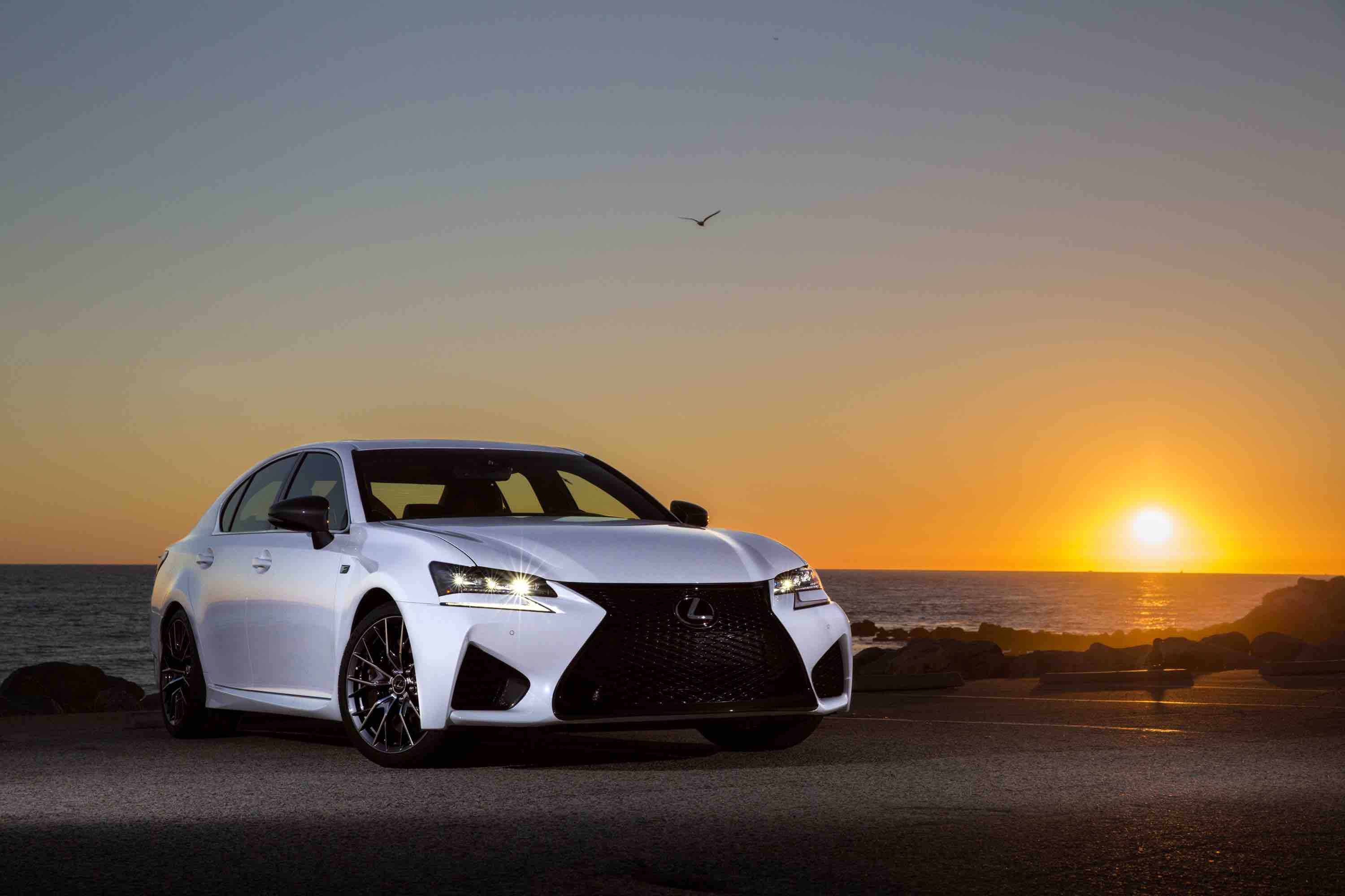 Lexus gs f 2018 review and prices