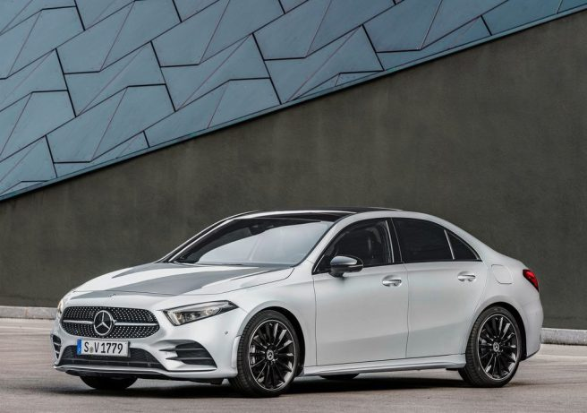 Features of the new Mercedes-Benz A-Class 2019