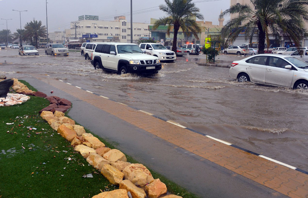 12 Tips for Driving Safely on Doha during the rain season