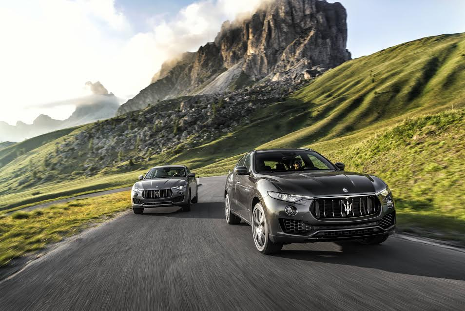 Maserati showcases GranLusso and GranSport  range strategy at the Auto China 2018
