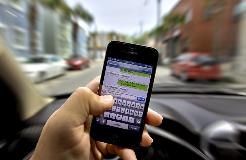 New device being developed to find people who use mobile while driving