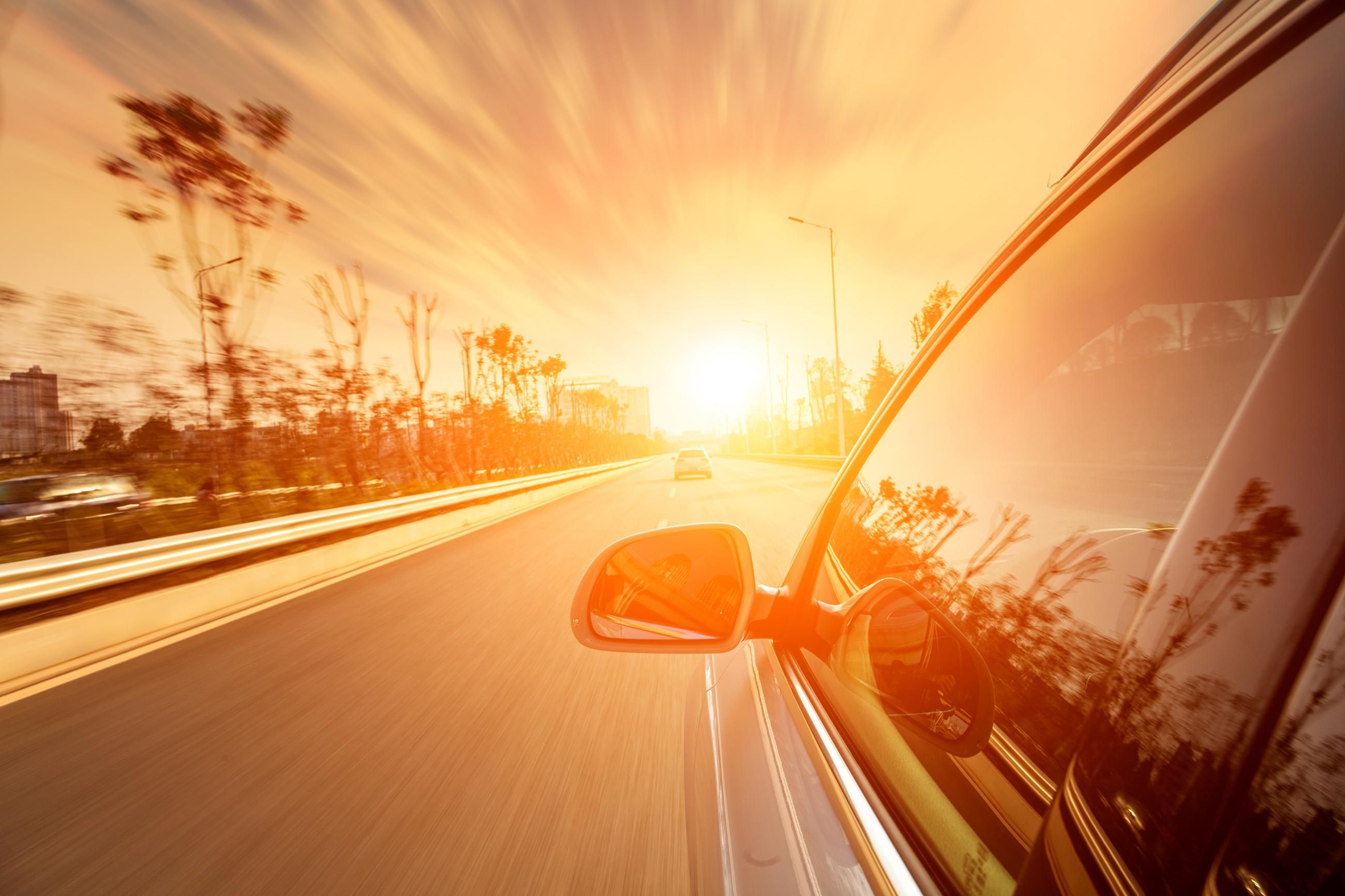 تجنب تلف إطارات سيارتك في فصل الصيف ب 4 خطوات فقط