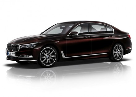 BMW teases new 7 Series with gesture control tech, LCD display key