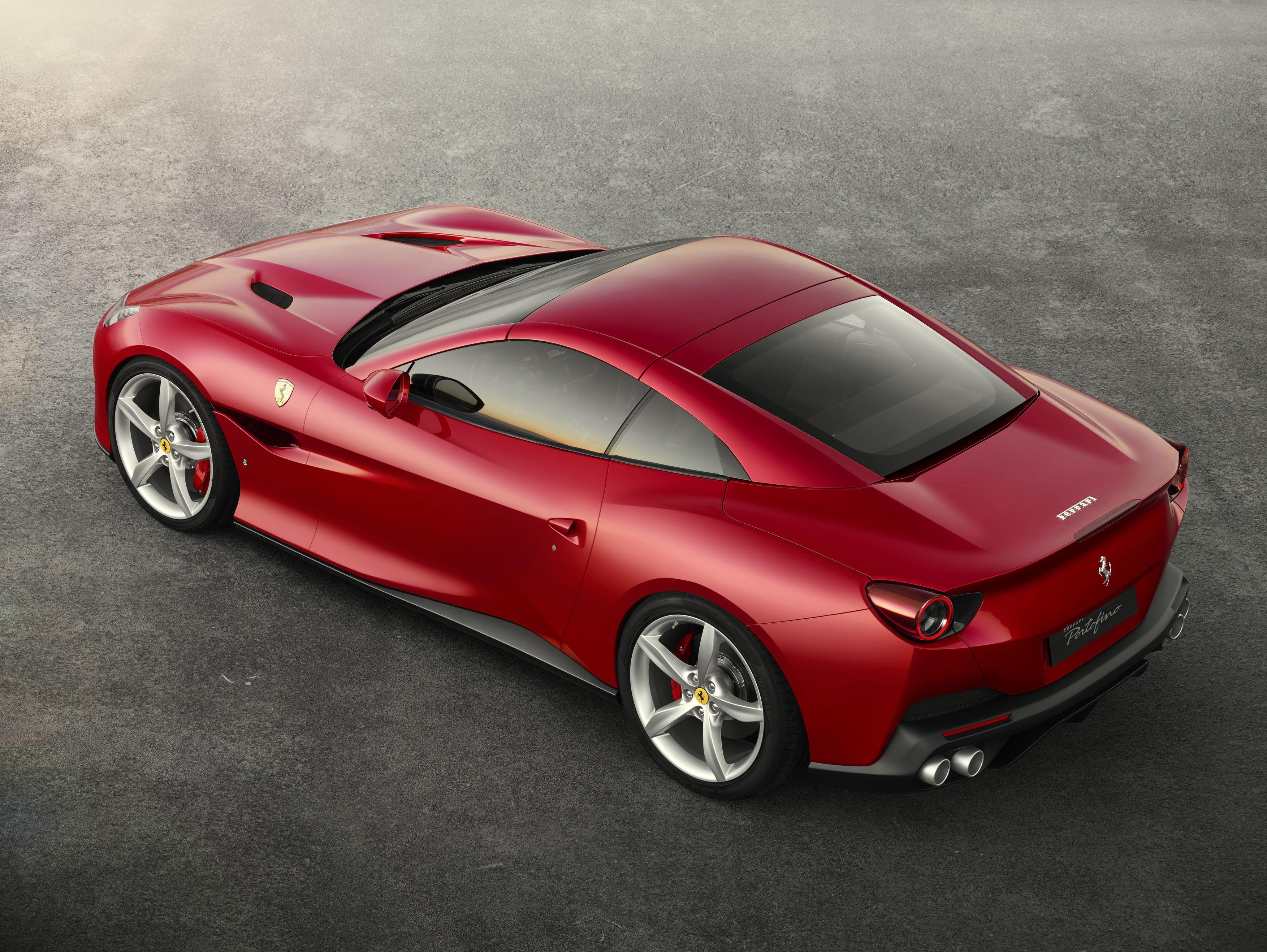 The Ferrari Portofino revealed