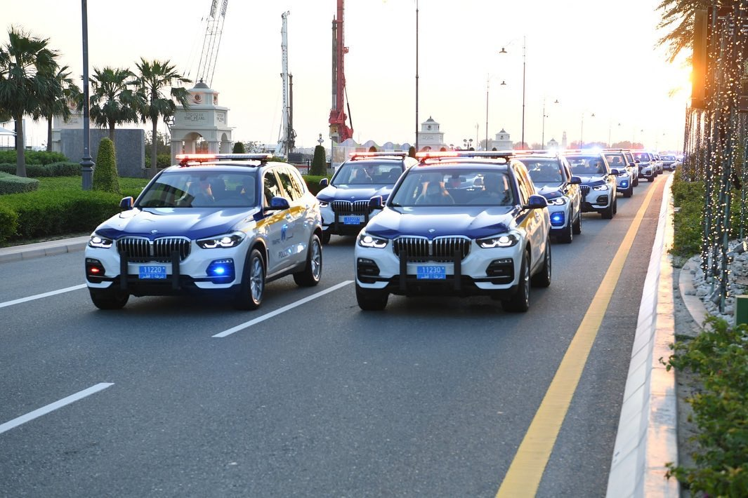 MOI launches new traffic cars with advanced technologies