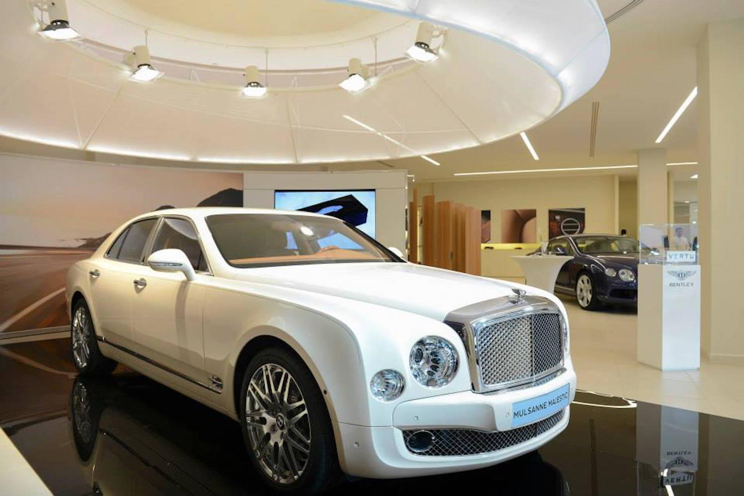 Bentley Qatar beats Bentley Saudi Arabia in sales