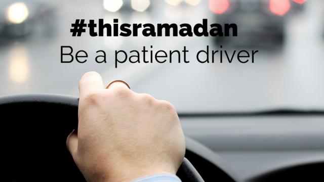 نصائح لكل السائقين في رمضان