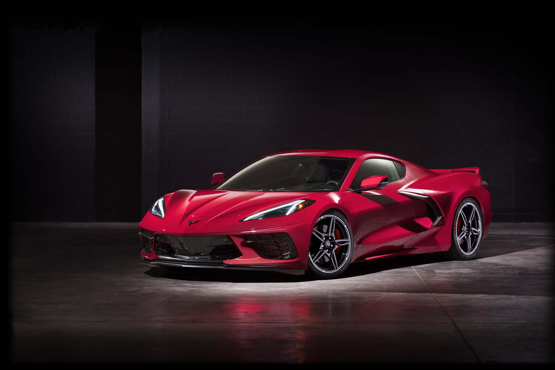 The price of the all-new 2020 Corvette officially revealed. How much is it?