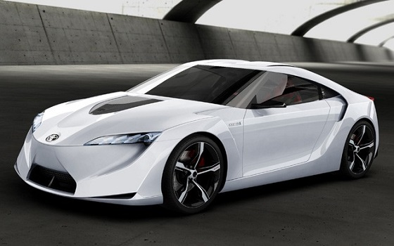 تويوتا ستكشف عن سيارتها الجديدة في معرض ديترويت