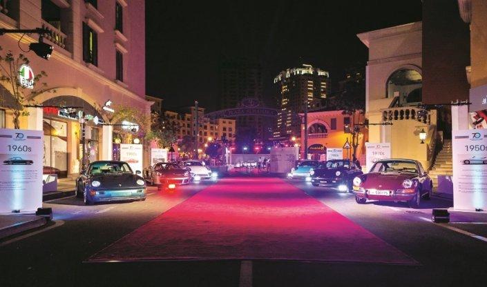 Porsche Center Doha Launches MEDINA CENTRAL Showroom