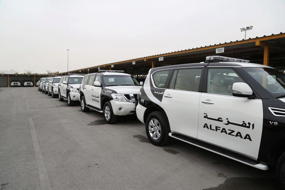 Al Fazaa vehicles to be equipped with video cameras