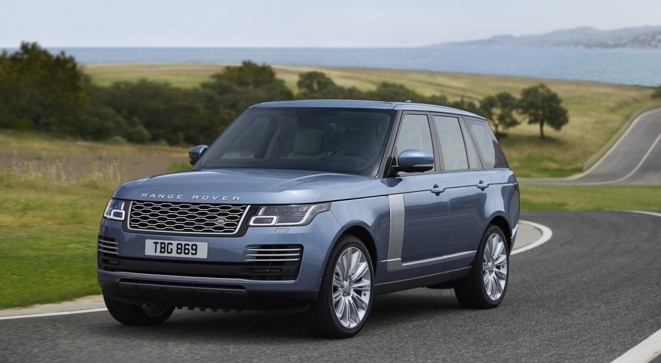Video .. What are the updates in the 2018 Range Rover