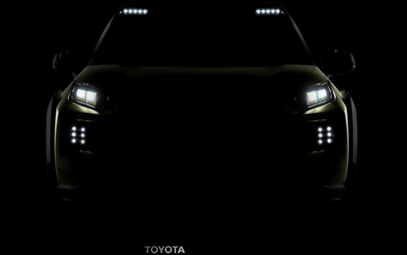 Toyota Teases FT-AC Concept Ahead of LA Auto Show