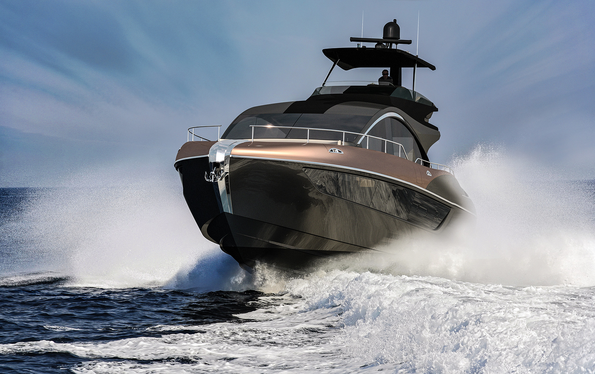 Redefining luxury on water: Lexus unveils flagship yacht LY 650