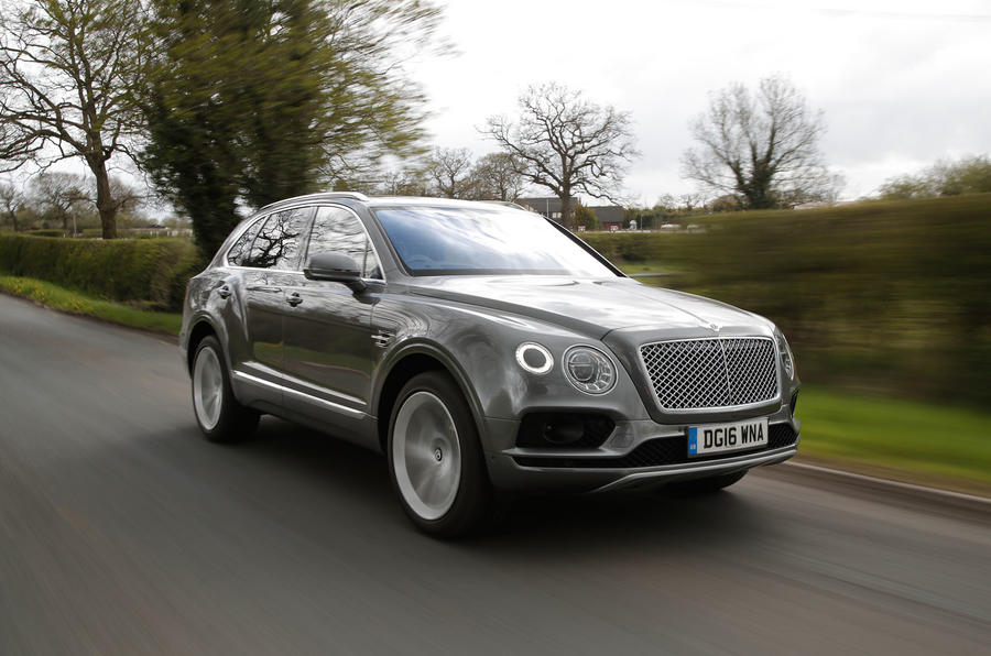 Rolls Royce CEO Pokes The Bentley Bentayga With A Burning Stick