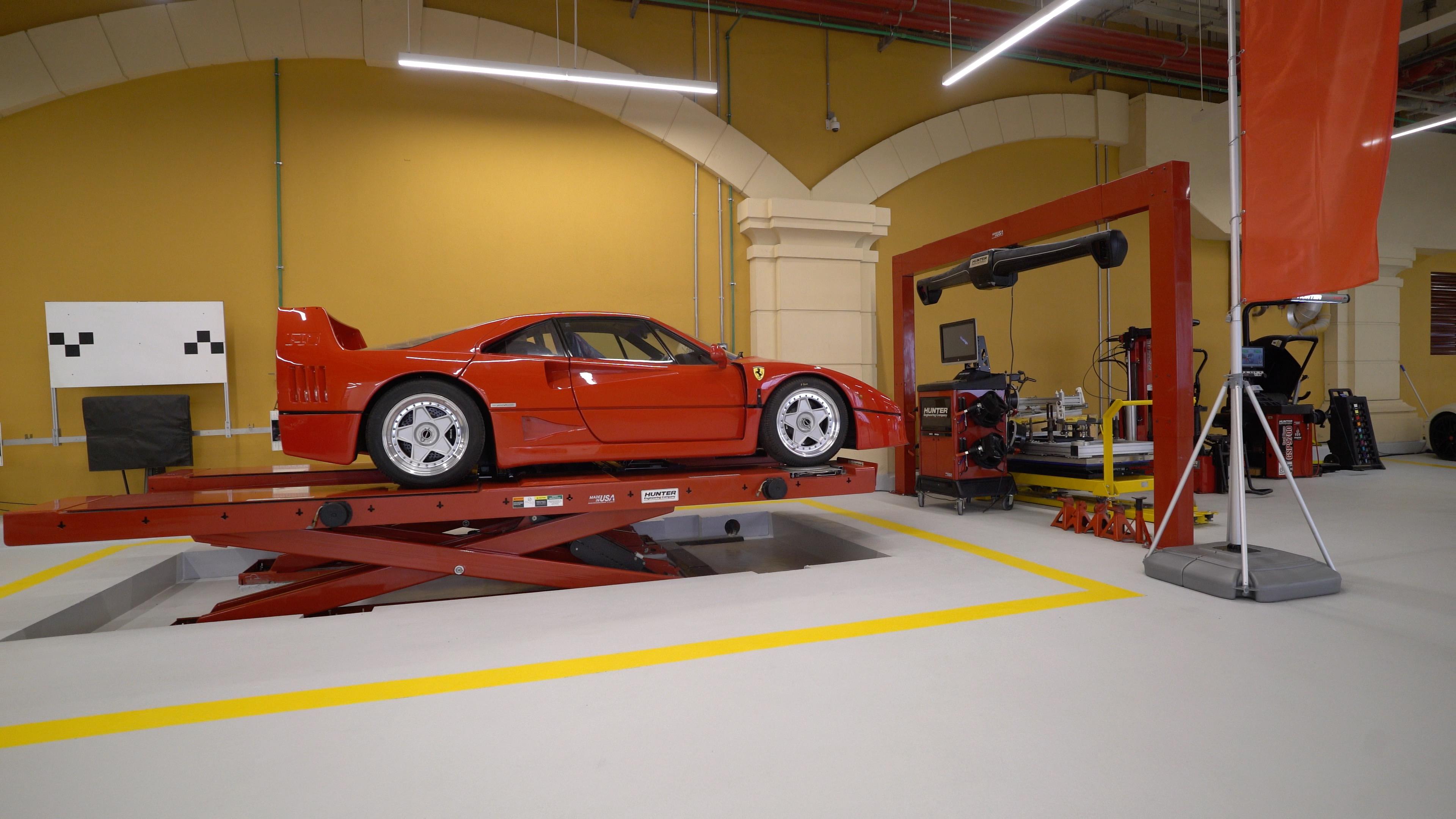 Alfardan Sports Motors opens world-class service centre