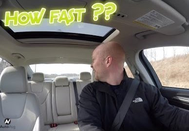 Video.. Find out the maximum speed of a car in reverse