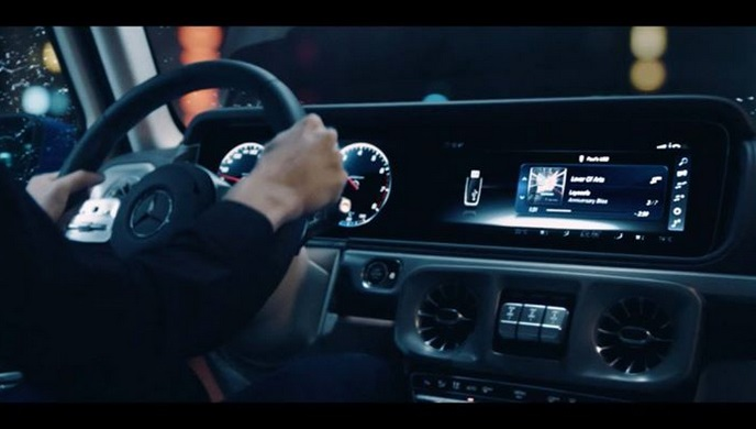 New Mercedes-Benz G-Class Previewed In Teaser Video
