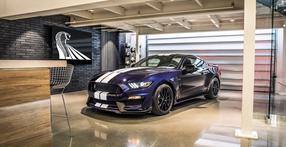 Watch: Ford Shelby GT350 model 2019 with 526 horsepower