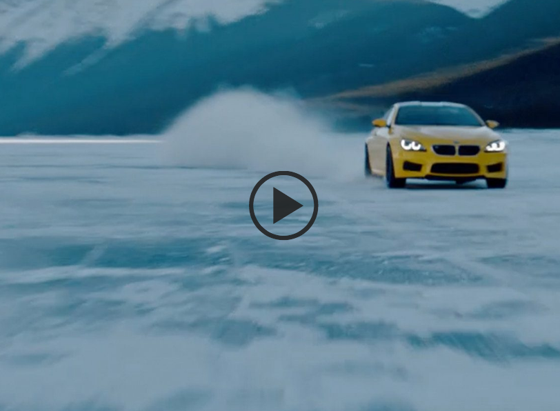 Amazing Pennzoil advert using M6