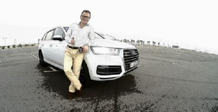 Watch our latest test drive and review about the all-new Audi Q7