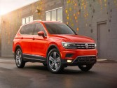 Volkswagen Tiguan 2018 new concept of German cars