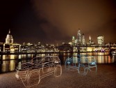 2020 Range Rover Evoque appears as wire sculpture in London