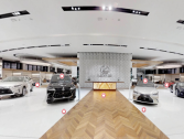 The first of its kind in the Middle East: Lexes Qatar Virtual Showroom