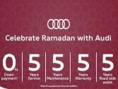 Celebrate Ramadan with Audi.
